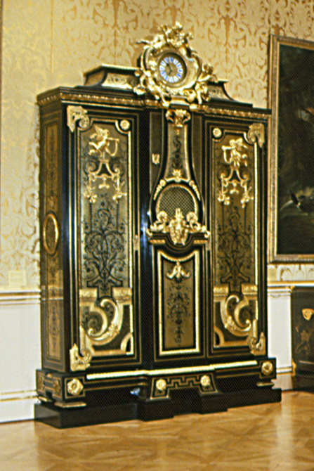 The wardrobe after conservation copyright the trustees of the wallace